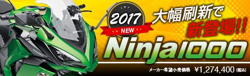 2017 Ninja 1000