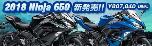 2018 Ninja650