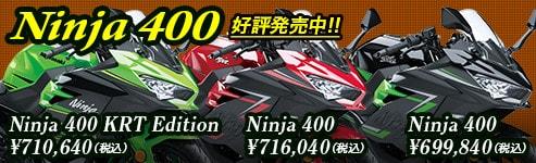 2019 Ninja 400