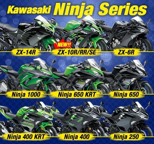Kawasaki Ninja Series
