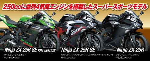 2020 Ninja ZX-25R