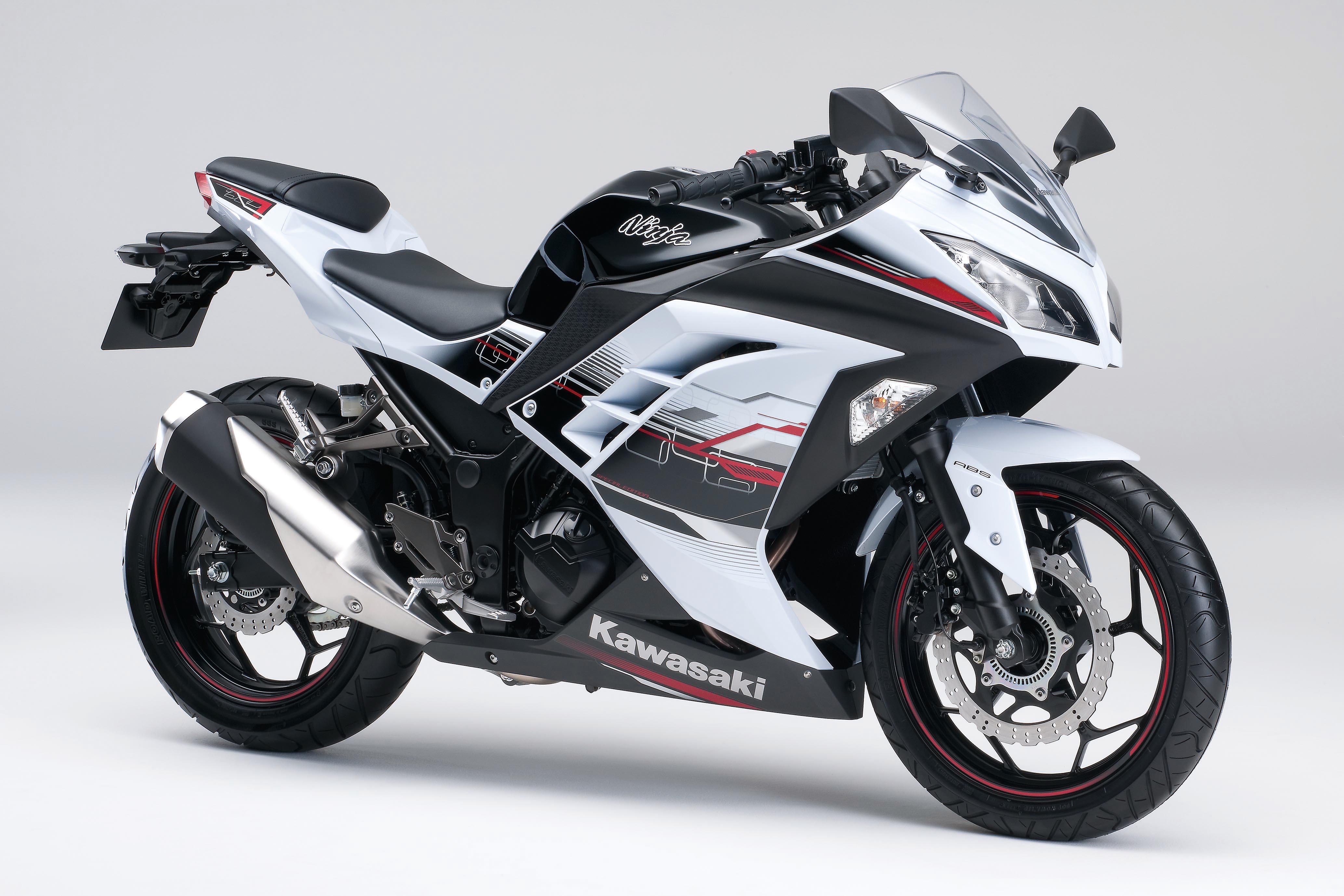 No:17-0  カワサキ Ninja 250 ABS Special Edition